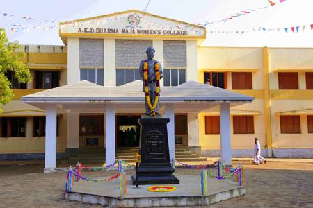 A.K.D. Dharmaraja College for Women, Rajapalayam